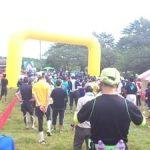 初めてのトレイルランニング大会!仙台泉ヶ岳で9km走ってきた。