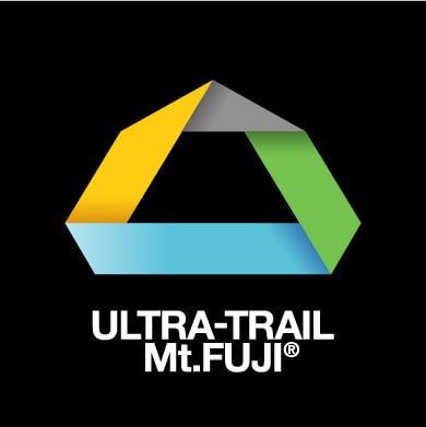 ウルトラトレイル・マウントフジのロゴ