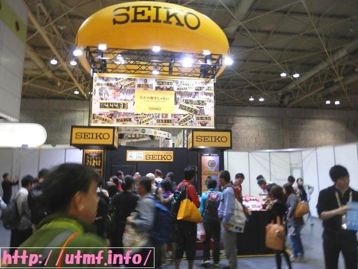 大阪マラソンEXPOうまいもん市場での昼食とランナーズアイ動画。