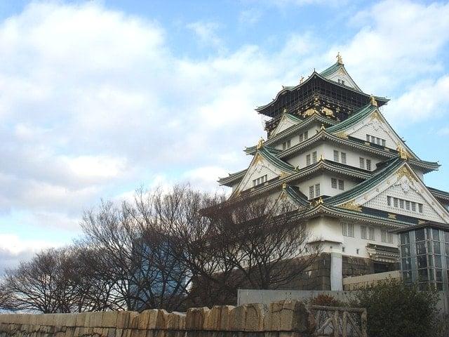 大阪マラソンEXPOの受付後にナンバーカードを入手して大会当日は大阪城観光。