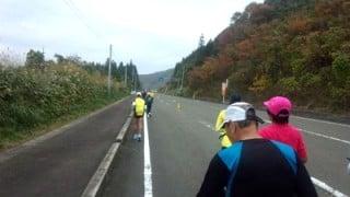 初じめてのフルマラソンは完走できたのか?湯の街飯坂茂庭っ湖マラソン。