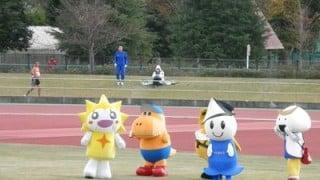 女性に人気のスイーツマラソンと阿武隈リバーサイドマラソンを完走。