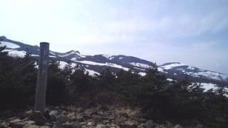 日本百名山安達太良山の五葉松平コースを登山して足腰強化。