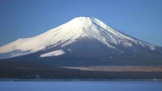 富士登山競走参加の為、初めて世界文化遺産富士山に向かう。