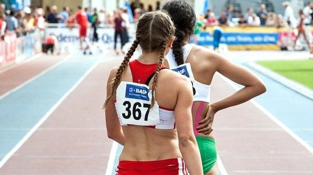 リオパラリンピック道下美里ブラインドマラソンランナー視覚障害。