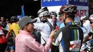 ロードバイクで猪苗代湖一周に挑戦!サイクルエイドジャパン