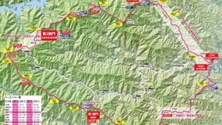 日本山岳耐久レースに初挑戦!装備が重い長谷川恒男CUP。