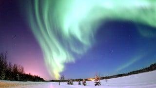 究極の極寒カナダ・ユーコン700Kmを視聴NHKグレートレース。