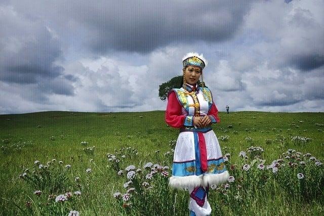 マウンテンバイクで大草原を疾走せよ!モンゴル900Kmのコースになっている大草原。