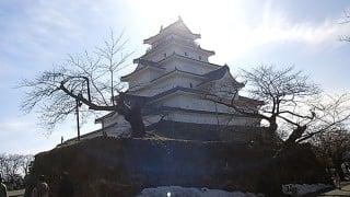 ロードバイクの輪行で鶴ヶ城に行って来た。(前編)