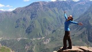 OSJ安達太良山トレイルランニング50K和尚山と船明神山の絶景。