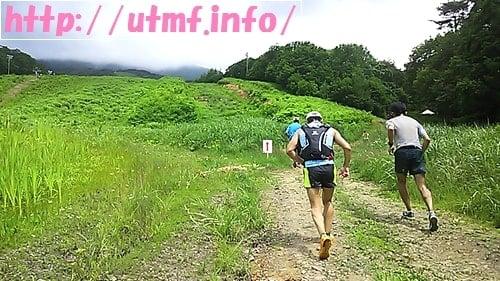 岩木山トレイルランニングはマラニックで舗装路と林道のコースだ。