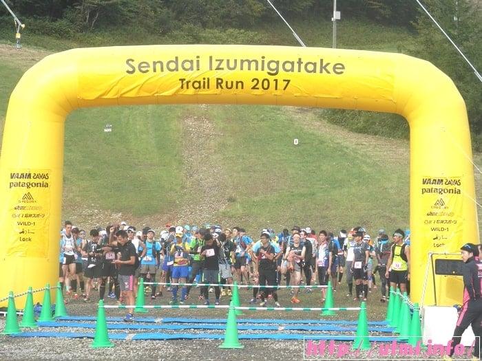 仙台泉ヶ岳トレイルランで後送担当ボランティアしたら驚愕の事実が!