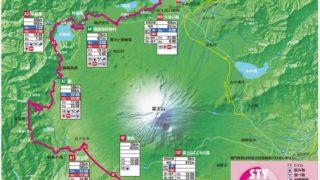 STYに初挑戦!天子山地を攻略する為の必携品とタイムチャート作成。