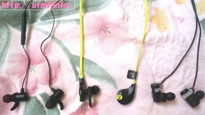 音楽を聴いて走るならこれを選択!高音質・長時間の無線イヤホン。