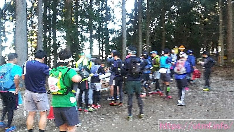 東京八峰マウンテントレイル参加!40Kmの山を8時間内に走破せよ。