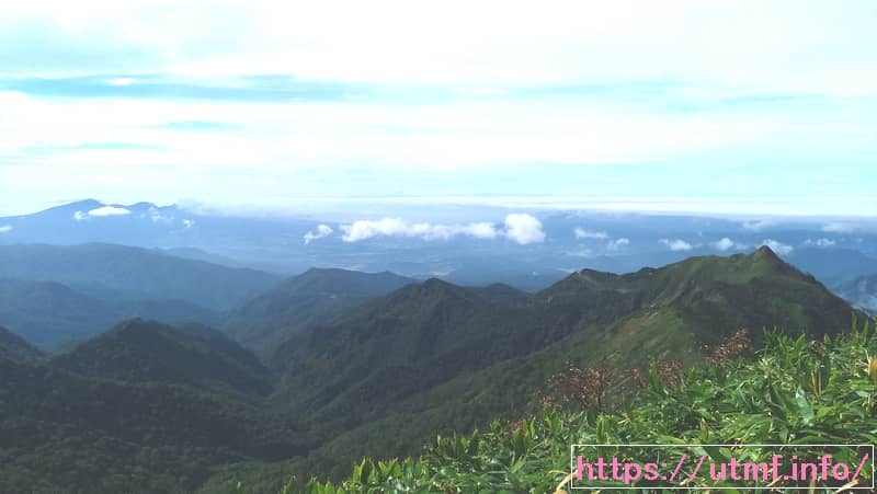 The 6th JYOSYU HOTAKASAN Sky View Trail (aid) (穂高山頂)