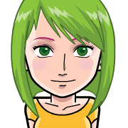 緑(女学生)