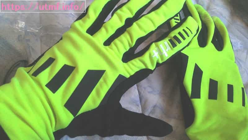 RH Plus Cycle full finger gloves