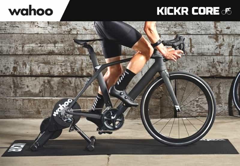 Wahoo KICKR CORE Smart Bike Trainer